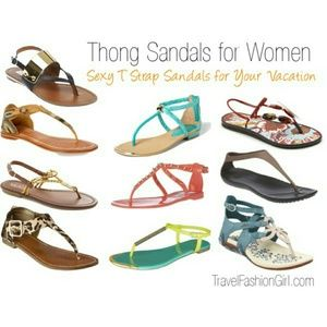 Mossimo Supply Co. Shoes - • {Mossimo} Falk Thong Sandles